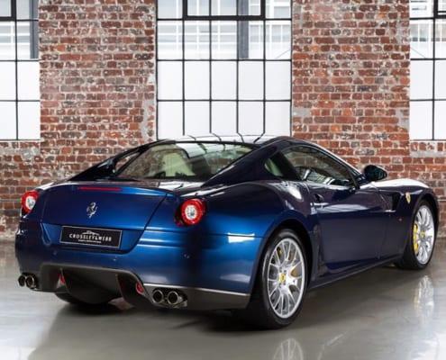 Crossley & Webb - Ferrari Showroom - Metal Windows