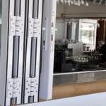 Clifton - Aluminium Kitchen Folding Stacking Windows