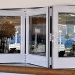 Clifton - Aluminium folding stacking windows (2)