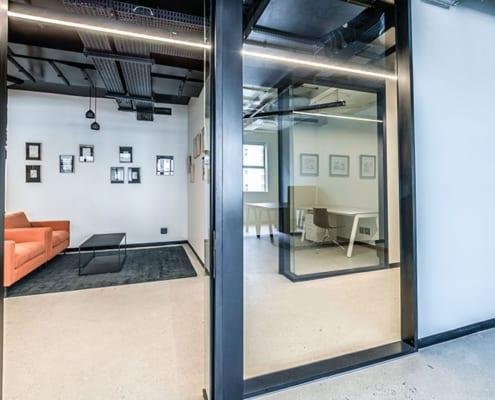 Metal Windows - W17 Harringtons - Cape Town - Reception