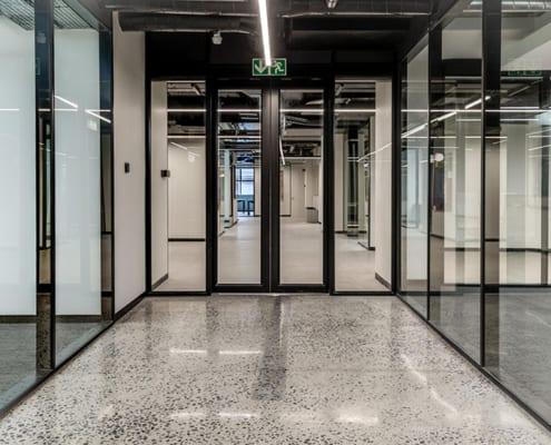 Metal Windows - W17 Office Space - Harringtons