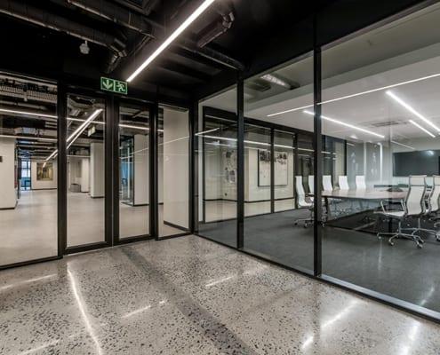 Metal Windows - Workshop 17 - Harrington Cape Town