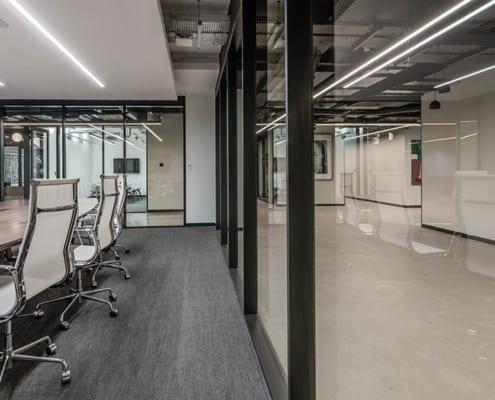 Metal Windows - Workshop 17 - Harrington - Office_
