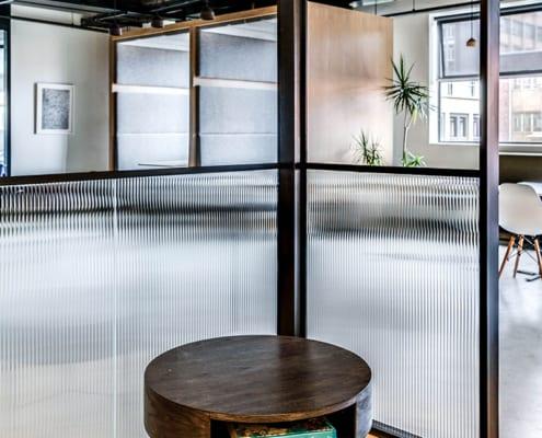 Metal Windows - w17 - Harrington - Waiting Room