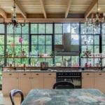 MW House Noordehoek View Metal Kitchen Windows