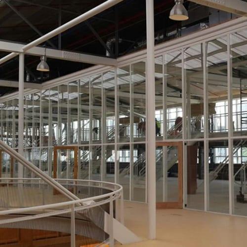 Aluminium Windows Watershed Workshop17 sq500