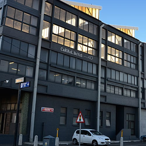 Commercial Projects Metal Windows Aluminium Windows Cape Town