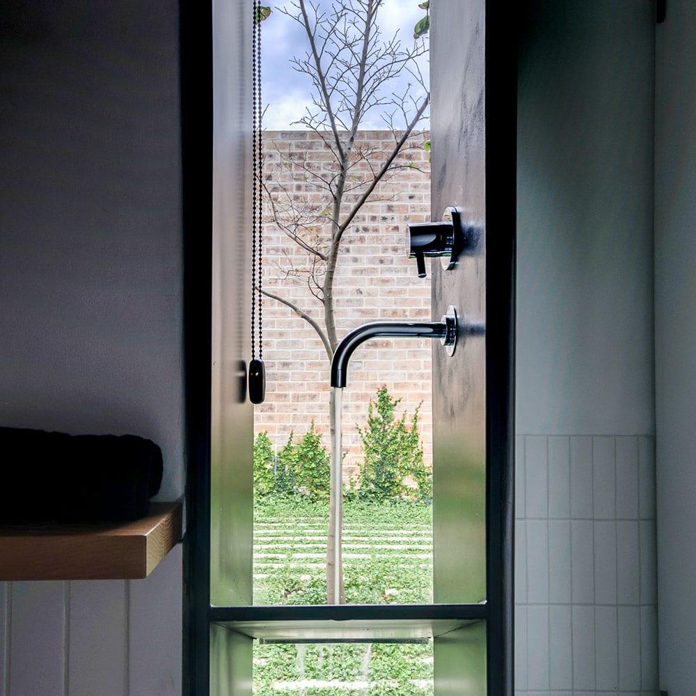 House Campbell Devils Peak Steel Windows & Doors 013