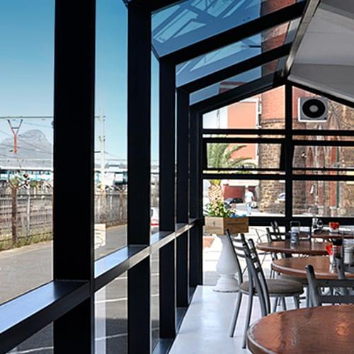 Industrial Projects Cape Town Aluminium Windows