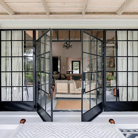 Steel Doors Cape Town - Metal Windows