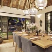 Metal Windows Garden Retreat Guesthouse