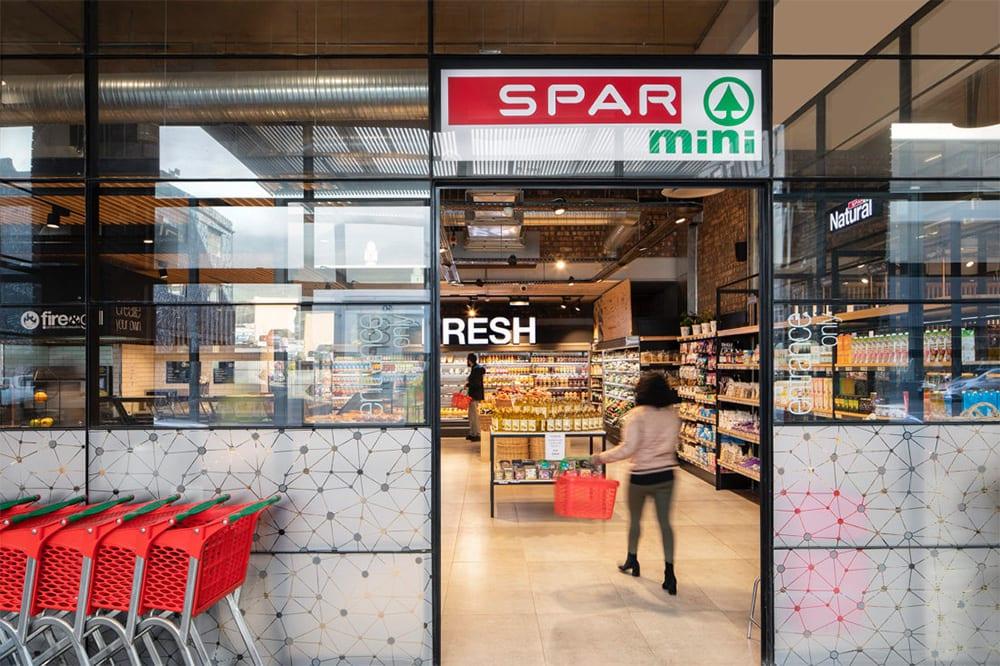 Spar At Wex 1 - Metal Windows