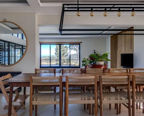 House Henley - Metal Windows - Kitchen Windows View