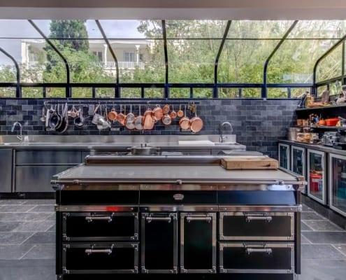House Tomlin - Metal Windows - Kitchen