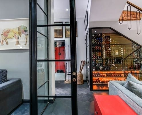 House Tomlin - Metal Windows