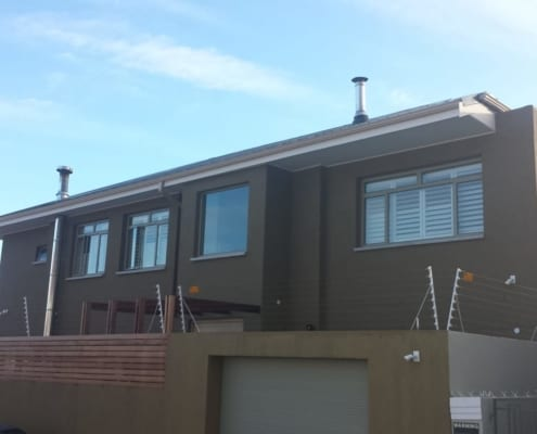 House Albeldas - Dining Window - Metal Windows