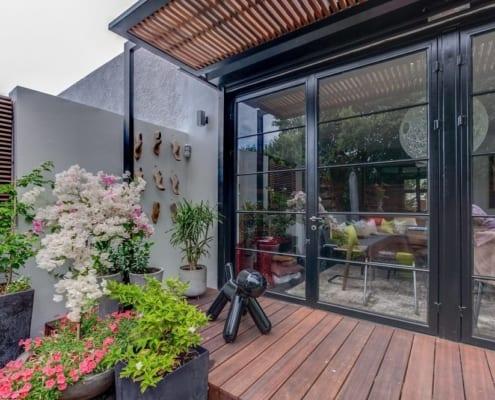 House Tomlin - Metal Windows - Lounge