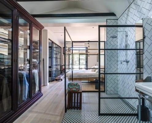 House Tomlin - Metal Windows - Bedroom