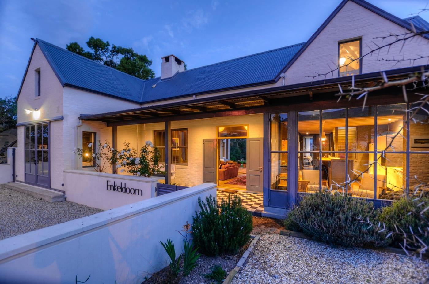 Enkeldoord - Greyton Home - Metal Windows