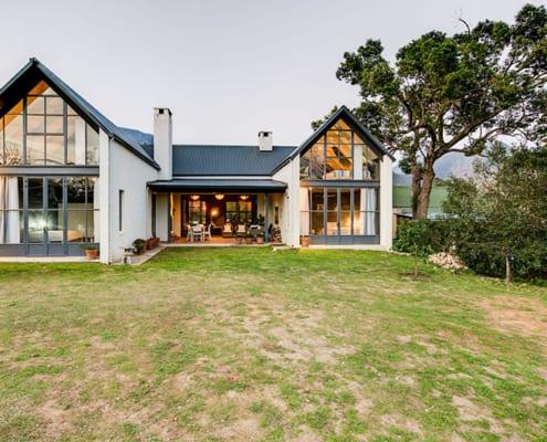 Enkeldoorn - Greyton Home - House View