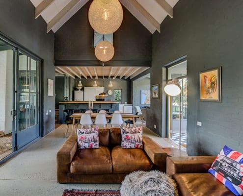 Enkeldoorn - Greyton Home - Lounge