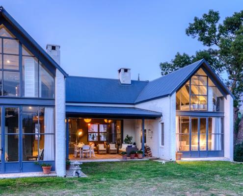 Enkeldoorn - Greyton Home - Outside View