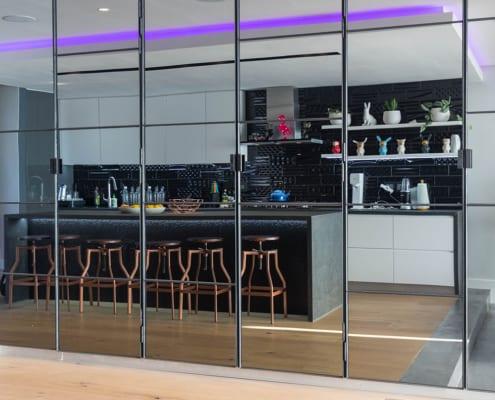 House Nel - Metal Windows - Kitchen