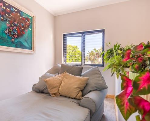 House Biess - Metal Windows - Bedroom View