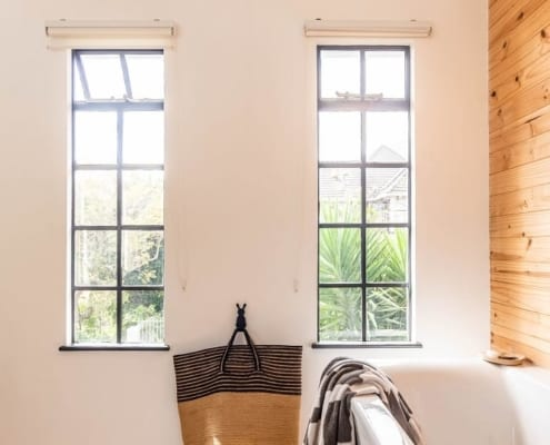 House Naude - Metal Windows