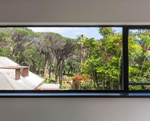 House Naude - Metal Windows - Window View