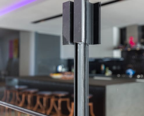 House Nel - Metal Windows - Kitchen Door