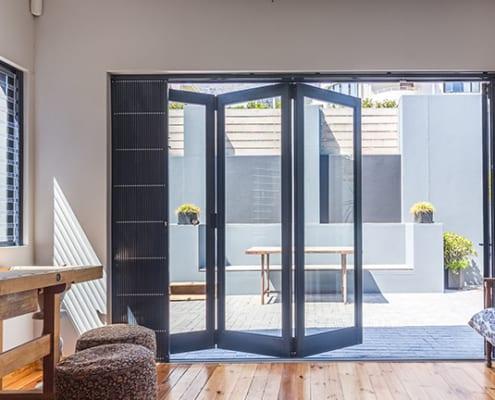 Jacqui Biess Home Residential - Metal Windows