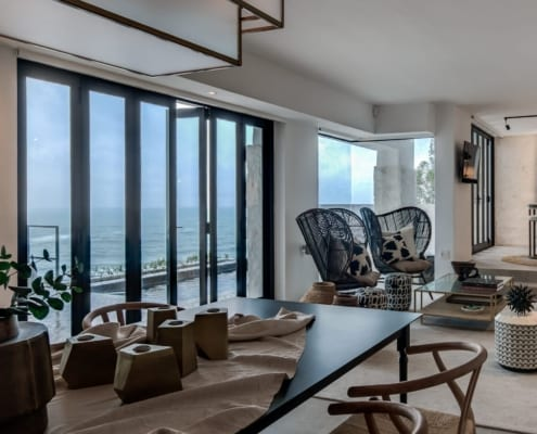 House Sedgemoore Rd - Metal Windows - Living Room