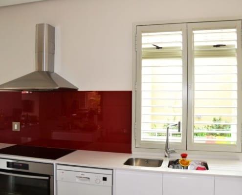 House Albeldas - Kitchen - Metal Windows
