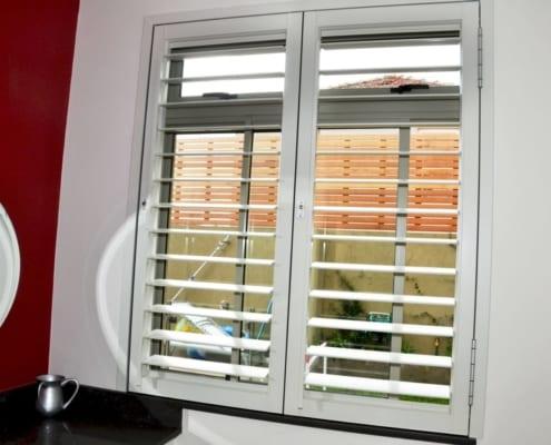 House Albeldas - Kitchen Window- Metal Windows