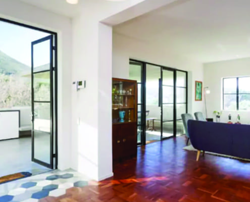 House Beinart - Metal Windows - Dining Room