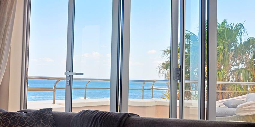 House Borstrock - Metal Windows - Beach View