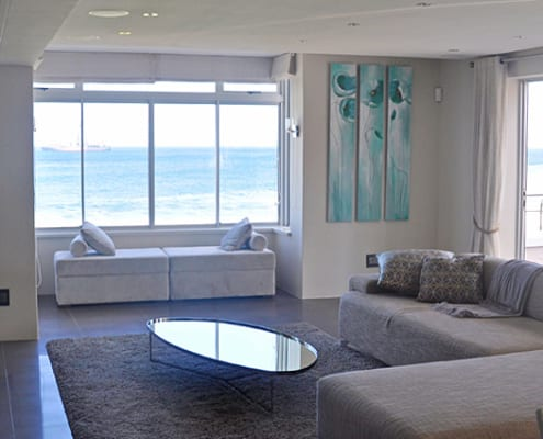 House Borstrock - Metal Windows - Lounge Beach