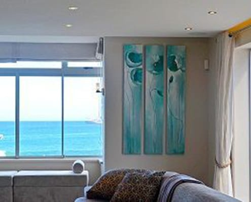 House Borstrock - Metal Windows - Lounge Deck