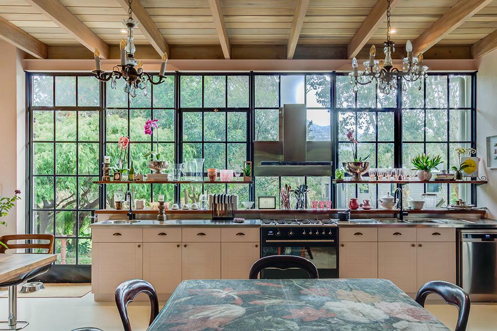 Metal Windows Kitchens