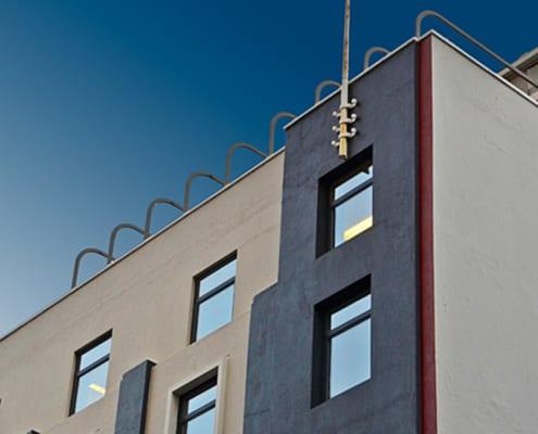 14 Loop Street - Metal Windows