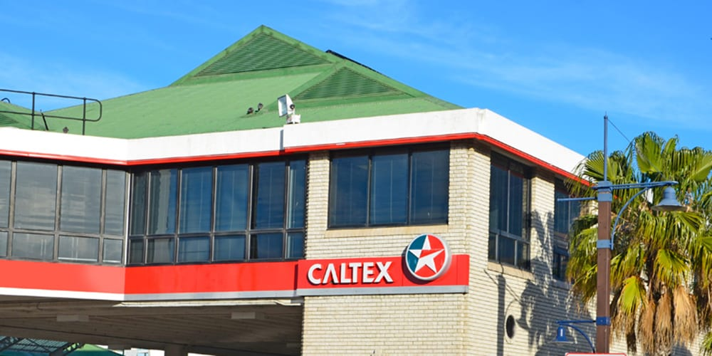 Caltex V&A Waterfront - Metal Windows - Outside View_