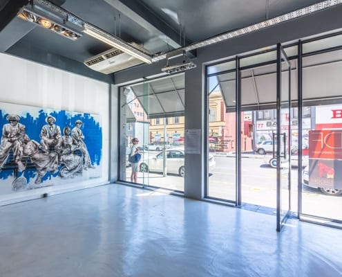 DF Gallery - Inside View - Metal Windows