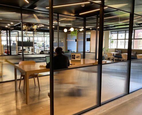 Metal Windows - Office - Roamwork
