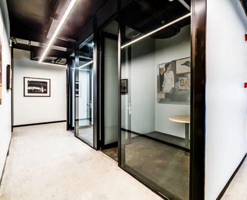Roamwork - Metal Windows - Office View