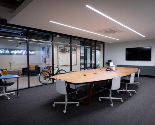 Roamwork - Office - Metal Windows