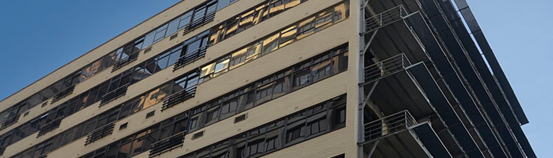 Studio4 - Loop Street - Metal Windows