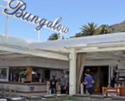 Bungalow - Metal Windows