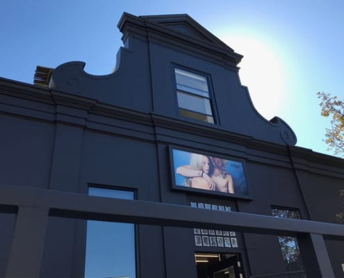 Scar Hair Salon - Metal Windows - Aluminium Windows Install