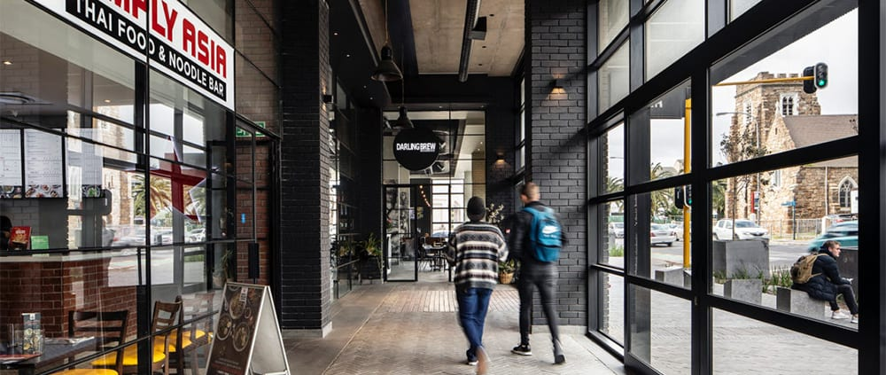 Simply Asia shopfront - Wex1 - Metal Windows